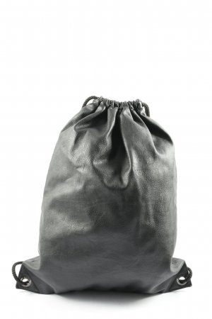 H&M Divided Pouch Bag black casual look