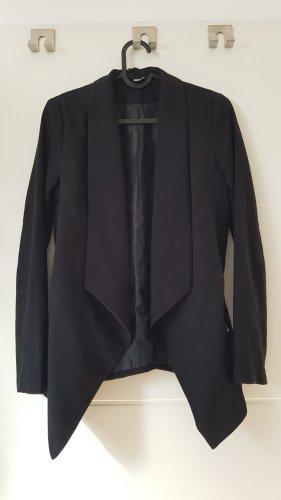 H&M Divided Jersey blazer zwart