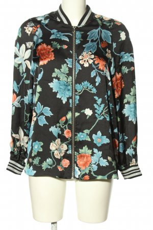 H&M Divided Blouson Allover-Druck Casual-Look