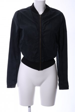 H&M Divided Blouson schwarz Casual-Look