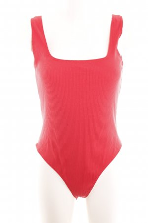 H&M Divided Bodyblouse rood casual uitstraling