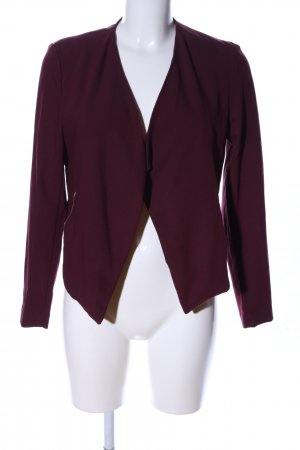 H&M Divided Blusenjacke rot Casual-Look
