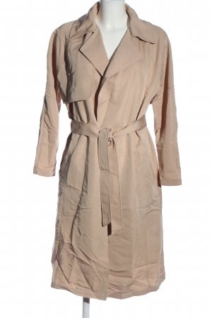 H&M Divided Floor-Lenght Coat cream business style