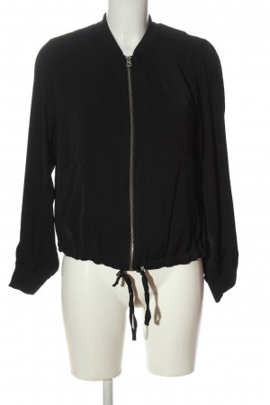 H&M Divided Giacca bomber nero stile casual