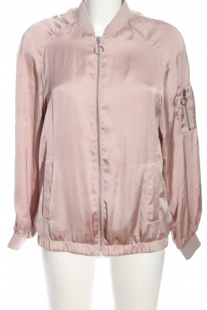 H&M Divided Bomberjacke pink Casual-Look