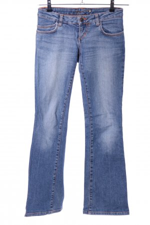 H&M Divided Boot Cut Jeans blue casual look
