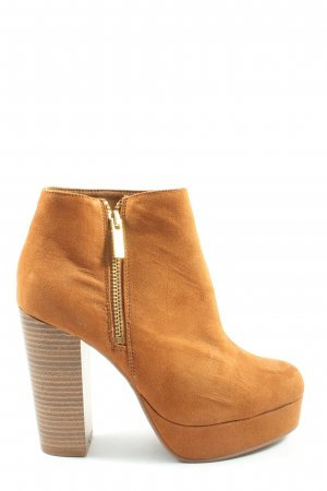 H&M Divided Booties light orange casual look