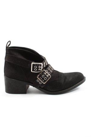 H&M Divided Booties black elegant