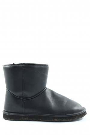 H&M Divided Booties blue casual look