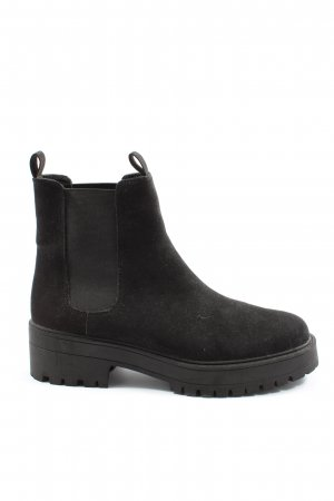 H&M Divided Booties black casual look