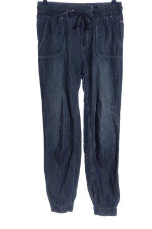 H&M Divided Jeansy typu boyfriend niebieski W stylu casual