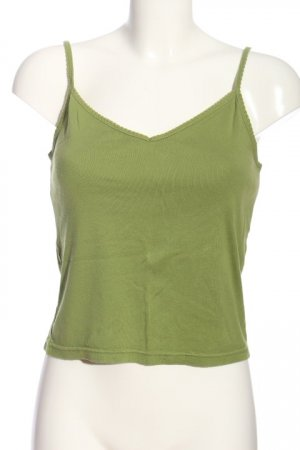 H&M Divided Camisola verde look casual