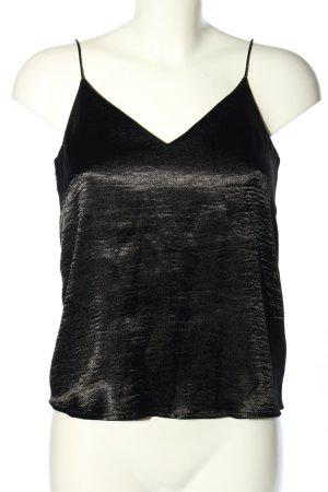 H&M Divided Camisole schwarz Elegant