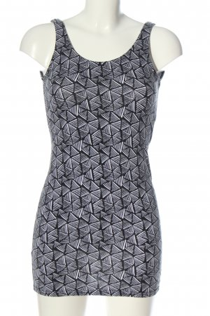 H&M Divided Camisola negro-blanco estampado repetido sobre toda la superficie