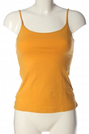 H&M Divided Camisole hellorange Casual-Look