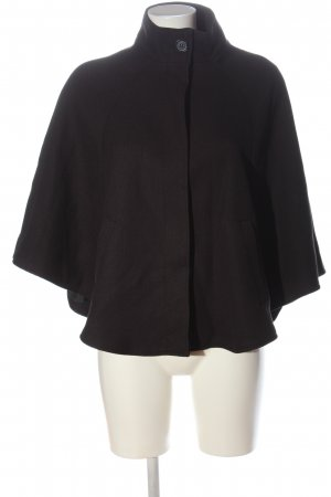 H&M Divided Cape brown allover print casual look