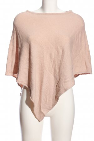 H&M Divided Poncho roze casual uitstraling