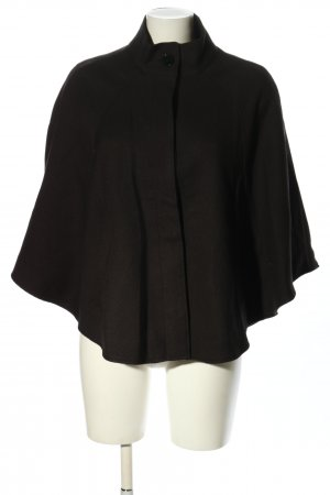 H&M Divided Cape schwarz Casual-Look