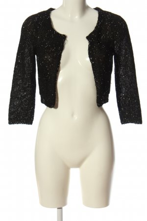 H&M Divided Cardigan schwarz Casual-Look