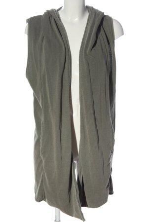 H&M Divided Kardigan khaki W stylu casual