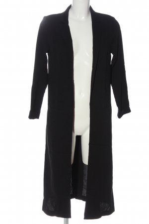 H&M Divided Kardigan czarny W stylu casual