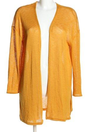 H&M Divided Kardigan jasny pomarańczowy W stylu casual