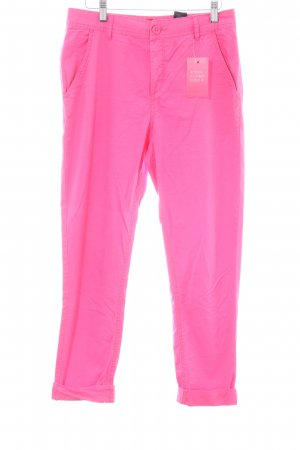 H&M Divided Chinohose pink Casual-Look