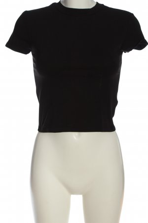 H&M Divided Cropped Shirt braun Casual-Look