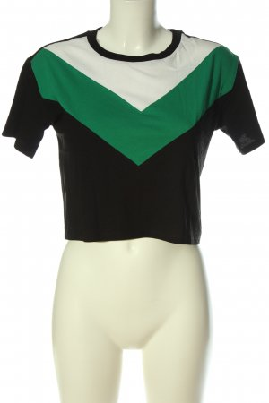 H&M Divided Cropped Shirt mehrfarbig Casual-Look