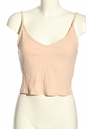 H&M Divided Cropped Top creme Casual-Look
