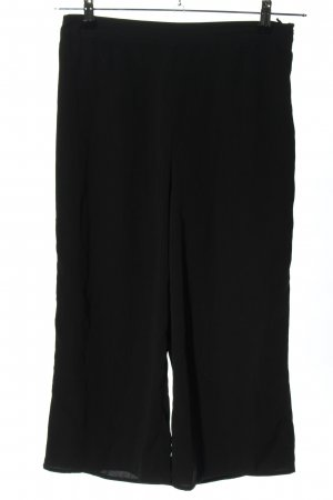 H&M Divided Culottes schwarz Casual-Look