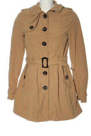 H&M Divided Duffle-coat brun style décontracté