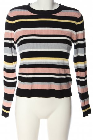 H&M Divided Feinstrickpullover Allover-Druck Casual-Look