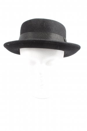 H&M Divided Felt Hat black elegant