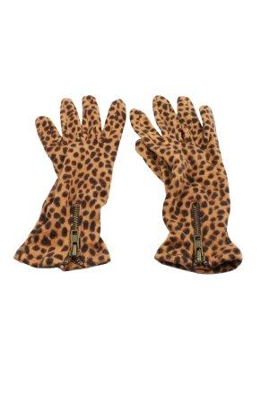 H&M Divided Guanto con dita Stampa leopardata stile casual
