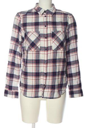H&M Divided Chemise en flanelle motif à carreaux style décontracté