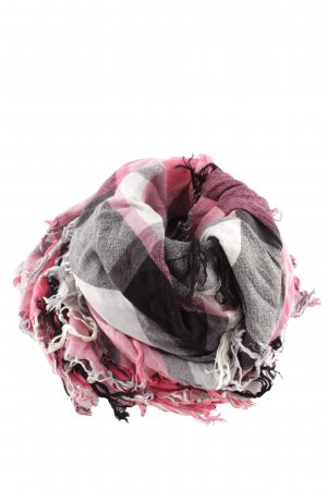 H&M Divided Fringed Scarf allover print casual look