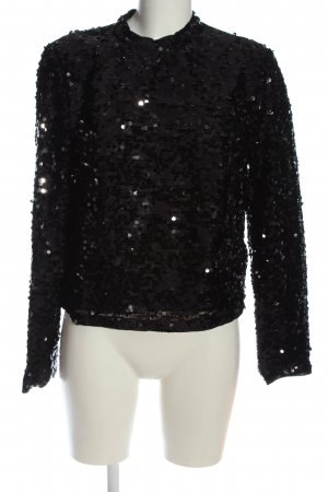 H&M Divided Splendor Blouse black casual look