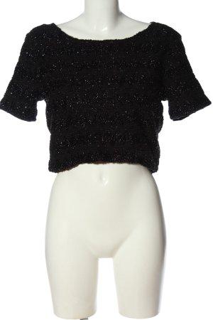 H&M Divided Splendor Blouse black elegant