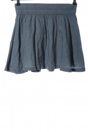 H&M Divided Glockenrock blau Casual-Look