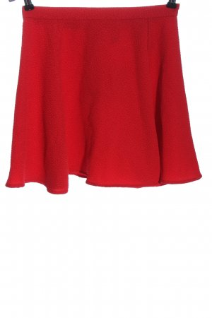 H&M Divided Glockenrock rot Casual-Look
