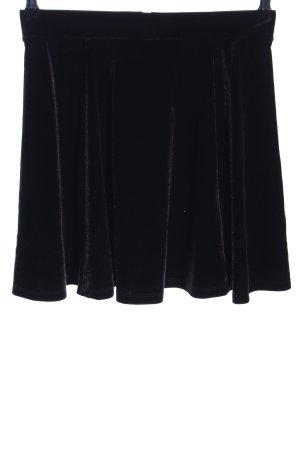 H&M Divided Glockenrock schwarz Elegant