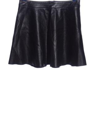 H&M Divided Glockenrock schwarz Casual-Look