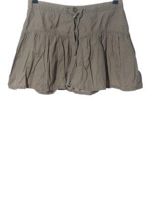 H&M Divided Glockenrock hellgrau Casual-Look