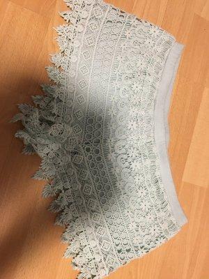 Devided von H&M Shorts baby blue-turquoise mixture fibre