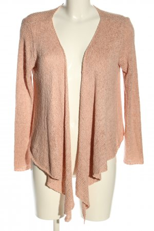H&M Divided Cardigan en crochet rose chair style décontracté