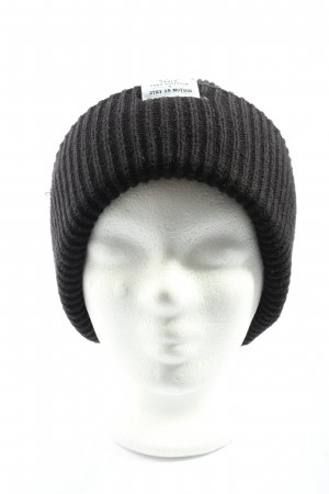 H&M Divided Cappello all'uncinetto nero stile casual