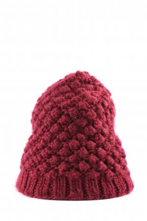 H&M Divided Crochet Cap pink casual look