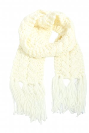 H&M Divided Crochet Scarf primrose casual look