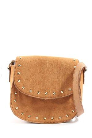 H&M Divided Handtasche hellorange Casual-Look